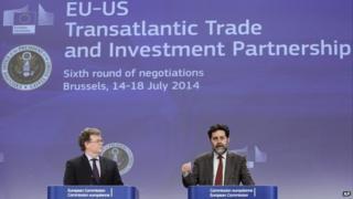 TTIP talks