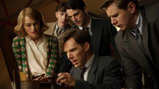 The Imitation Game still