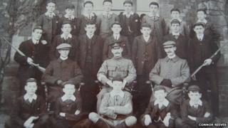 Sandbach School rifle club