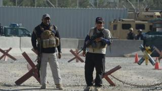 'Foreigners' killed in Kabul airport suicide attack