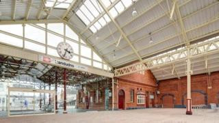 Llandudno train station