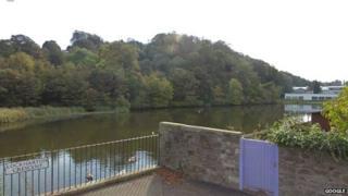 Craiglockhart Pond
