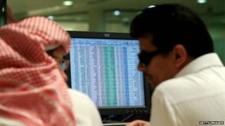 Saudi Arabian stock market to open to foreign investors