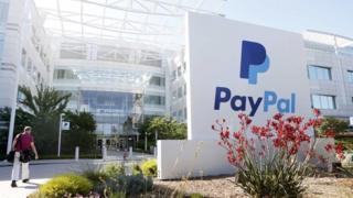 PayPal office, San Jose