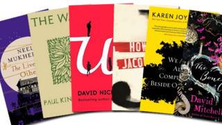 Booker Prize nominated books