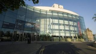 The National Media Museum in Bradford