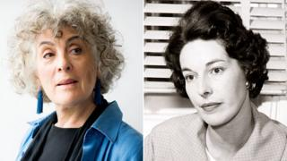 Eleanor Bron and Anne Cullen (pictured in 1960)