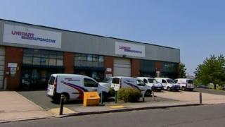 Unipart Automotive supplied car spares to garages across the UK