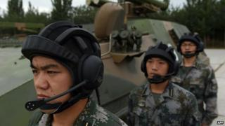 Papers say China's military needs a strong missile defence system