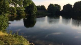 Reservoir where boy drowned