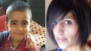 Mikaeel Kular and Rosdeep Adekoya