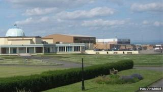 Fleetwood's Marine Hall and leisure centre
