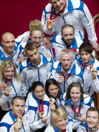Scotland judo medallists