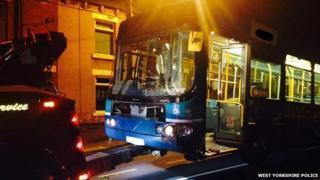 Wakefield bus