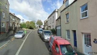 Milk Street, Frome, Somerset