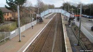 Blantyre Station