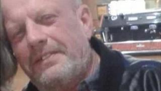 Trevor Allen was found dead in Manchester Road, Rixton