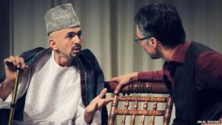 Ibsen's classic 'An enemy of the people' on stage in Kabul
