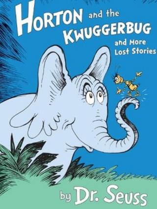 Cover of Horton and the Kwuggerbug