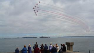 Guernsey Air Display 2013