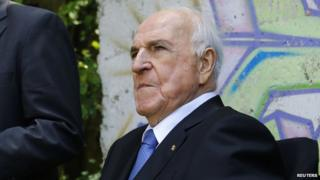 Helmut Kohl, 16 May 14