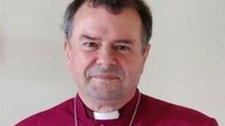 The Right Rev Michael Perham