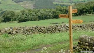 six dales trail
