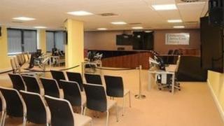 Inquiry room