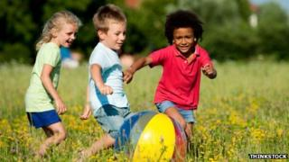 Play 'boosts children's development and happiness'