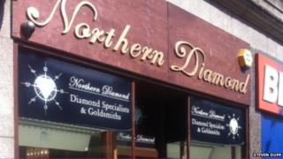 northern diamond in Aberdeen