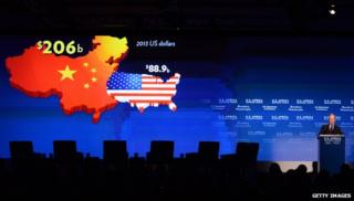 China and US investment in Africa presented by Michael Bloomberg