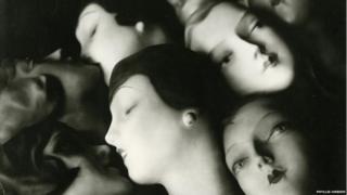 Umbo (1902-1980), Träumende (The Dreamers), 1928-9