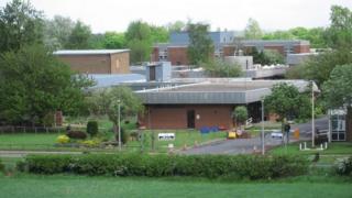 HMP & YOI Moorland Open Prison