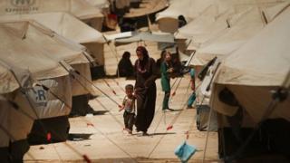Refugees in Kurdistan