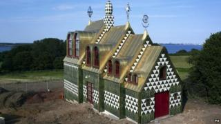 Grayson Perry's 'secular chapel' in Wrabness