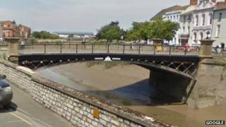 Town Bridge, Bridgwater