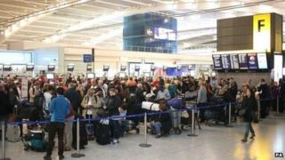 Heathrow and Gatwick passenger numbers hit July record