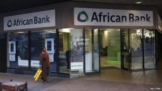 Branch of African Bank Investments Limited