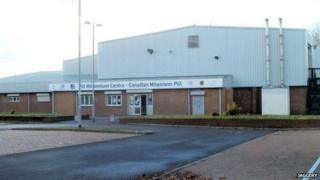 Pill Millennium Centre, Newport