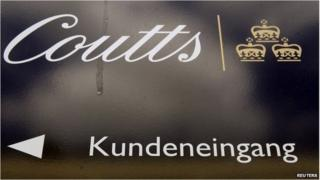 Coutts sign Zurich