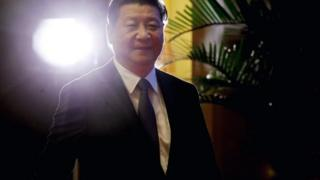 Papers support President Xi Jinping's faight against corruption in China