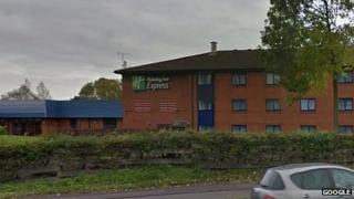 Holiday Inn Express, Bamber Bridge