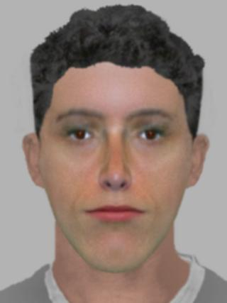 E-fit of man wanted in connection with Harlow taxi robbery