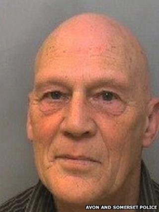 Paul Francis, 62, paedophile