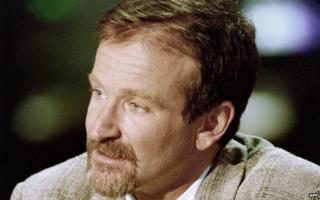 Robin Williams in 1994