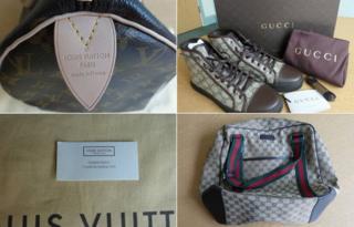 Branded luxury goods