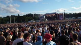 Generic V Festival photo