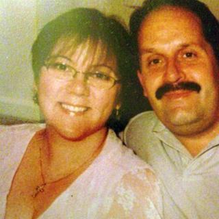 Nicola and Dean Harrison