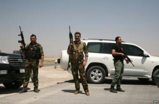 Iraq crisis: Arming Kurds on EU agenda in Brussels