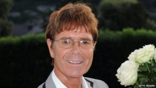 Cliff Richard in 2012